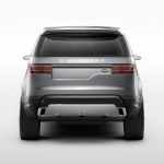 2017 Land Rover Discovery Vision Concept