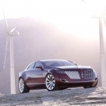 2017 Lincoln MKR Concept