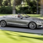 2017 Mercedes Benz S Class Coupe