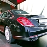 2017 Mercedes Benz S 600 Guard