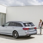 2017 Mercedes Benz E Class Estate UK Version