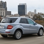 2017 Mercedes Benz ML450 Hybrid