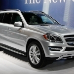 2017 Mercedes Benz GL Class Grand Edition