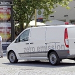 2017 Mercedes Benz Vito E Cell