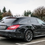 2017 Mercedes Benz CLS Shooting Brake