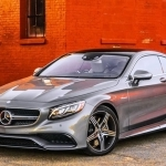 2017 Mercedes Benz S63 AMG Coupe