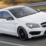 2017 Mercedes Benz CLA45 AMG Shooting Brake