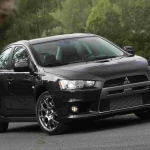 2017 Mitsubishi Lancer Evolution VIII European Version