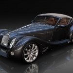 2017 Morgan Plus E Concept