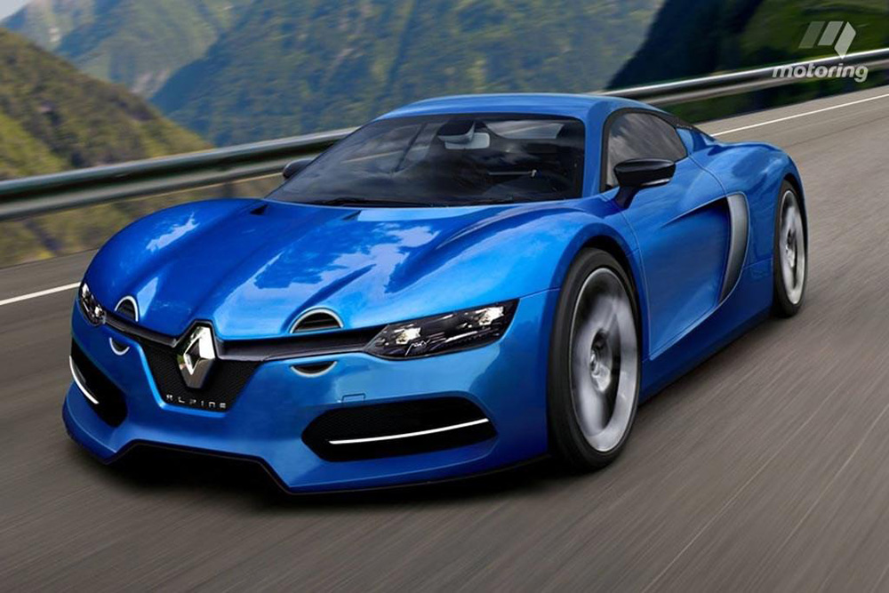 2017 Renault Alpine A 610 Car Photos Catalog 2019