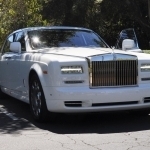 2017 Rolls Royce Phantom with Extended Wheelbase