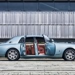 2017 Rolls Royce 102EX Electric Concept