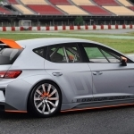 2017 Seat Leon Cup Racer Concept