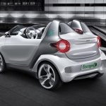 2017 Smart forspeed Concept