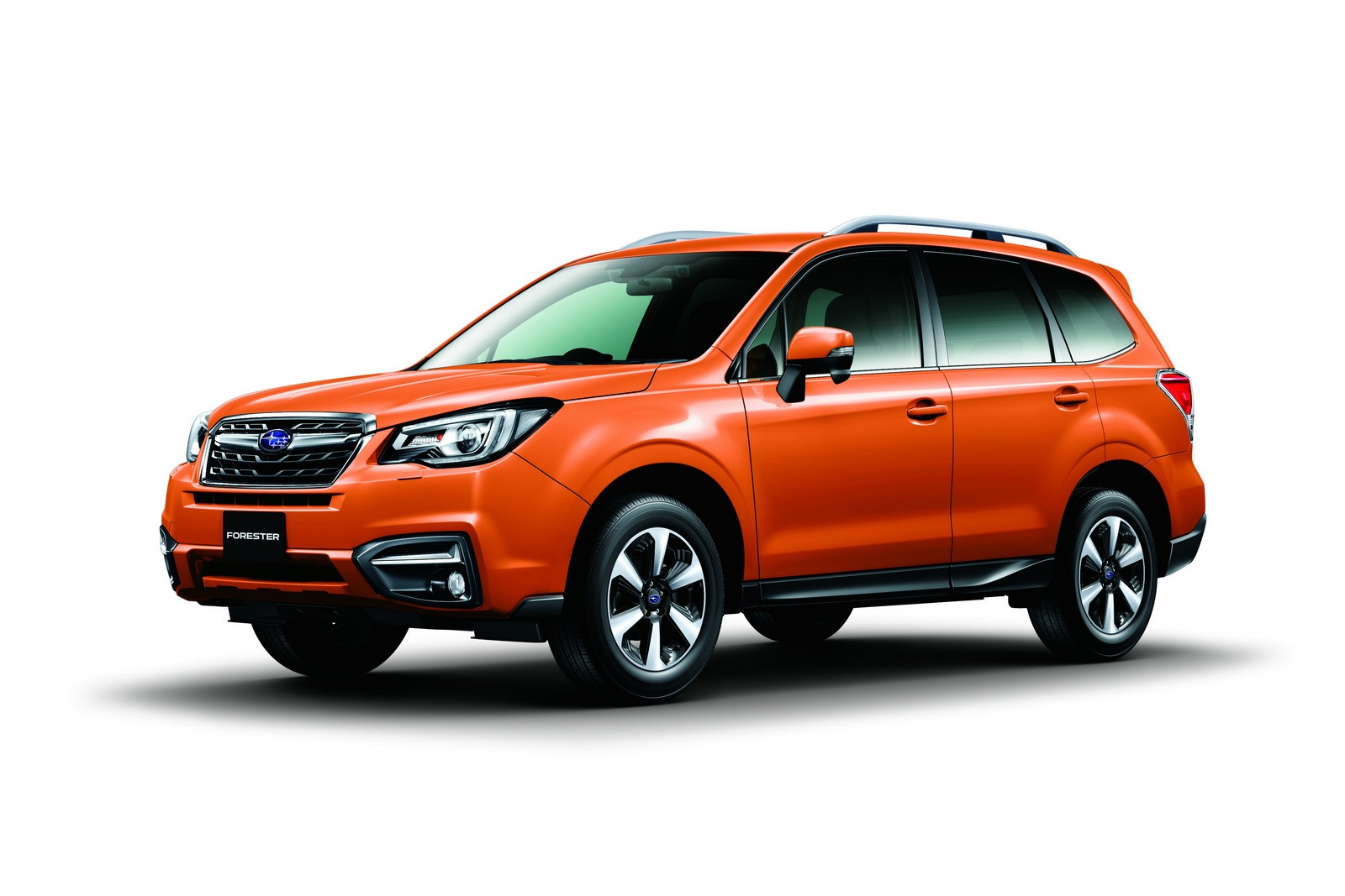 Pick And Choose Options See All The Specs For 2017 Subaru Forester Sti Feel Engineered Pure Exhilaration