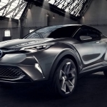 2017 Toyota FT CH Concept