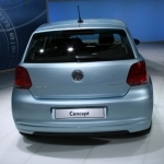 2017 Volkswagen Polo BlueMotion Concept