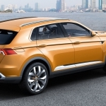 2017 Volkswagen Cross Coupe Concept