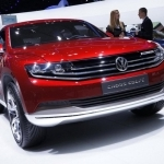 2017 Volkswagen Cross Coupe TDI Concept