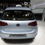 2017 Volkswagen Golf BlueMotion Concept
