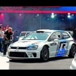 2017 Volkswagen Polo R WRC Street Concept