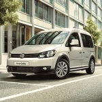 2017 Volkswagen Caddy Cross