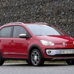 2017 Volkswagen Cross Up