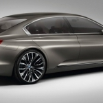 2017 Volkswagen New Midsize Coupe Concept
