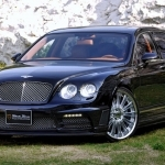 2017 Wald Bentley Flying Spur Black Bison