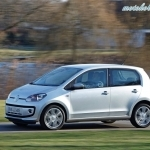 2018 Volkswagen Up 4 door