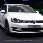 2018 Volkswagen Golf BlueMotion Concept