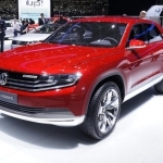 2018 Volkswagen Cross Coupe TDI Concept