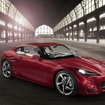 2018 Toyota FT 86G Sports Concept