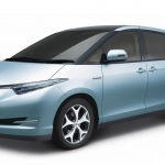 2018 Toyota Fine T Fuel Cell Hybrid Concept
