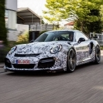2018 TechArt Porsche 911 Turbo GTstreet R