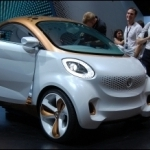 2018 Smart forvision Concept