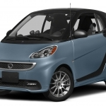 2018 Smart fortwo coupe