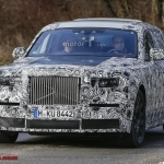 2018 Rolls Royce Phantom Tungsten