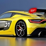 2018 Renault Sport RS 01