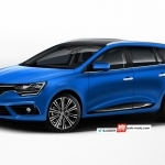 2018 Renault Megane Estate GT