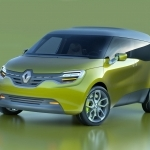 2018 Renault Frendzy Concept