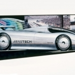 2018 Oldsmobile Aerotech Concept
