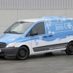 2018 Mercedes Benz Vito E Cell