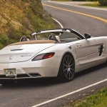 2018 Mercedes Benz SLS AMG US Version