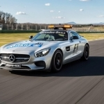 2018 Mercedes Benz SLS AMG GT F1 Safety Car