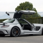 2018 Mercedes Benz SLS AMG Black Series
