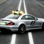 2018 Mercedes Benz SL63 AMG F1 Safety Car