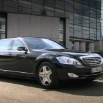 2018 Mercedes Benz S600 Pullman Guard