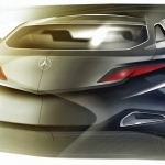 2018 Mercedes Benz Fascination Concept