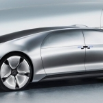 2018 Mercedes Benz F015 Luxury in Motion Concept